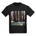 The Redwood Highway Kids Dark T-Shirt