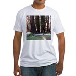 The Redwood Highway Fitted T-Shirt