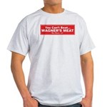 Wagner's Meat Ash Grey T-Shirt