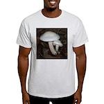 White Mushrooms Light T-Shirt