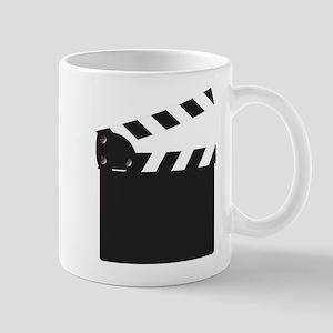 Clapper Board Blank Mugs
