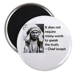 Truth Quote Magnet