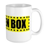 Chicken Box Large Mug