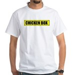 Chicken Box White T-Shirt