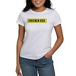 Chicken Box Women's T-Shirt