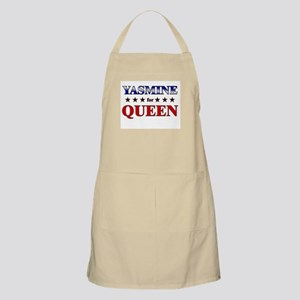 YASMINE for queen BBQ Apron