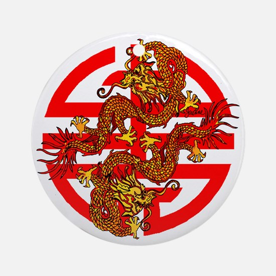 Protection Seal Ornament (Round)