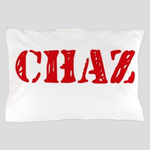 Chaz Rustic Stencil Design Pillow Case