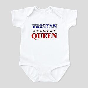 TRISTAN for queen Infant Bodysuit