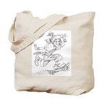 Clown series Tote Bag