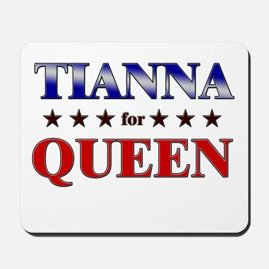 TIANNA for queen Mousepad