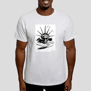 Death Warrant Light T-Shirt
