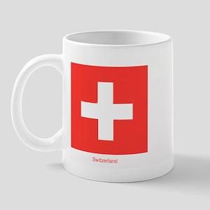 Swiss Cantons Mug