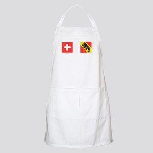 Swiss Cantons BBQ Apron