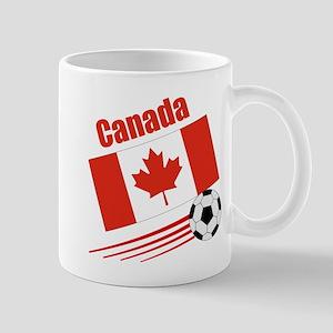 Canada Soccer Team Mug