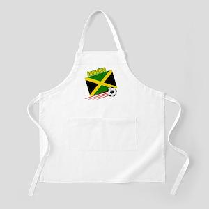 Jamaica Soccer Team BBQ Apron