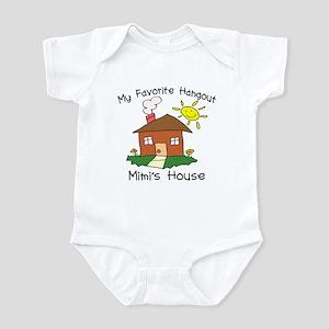 Favorite Hangout Mimi's House Infant Bodysuit
