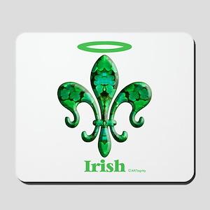 Irish Saint Mousepad