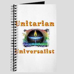 Unitarian Universalist 20 Merchandise Journal