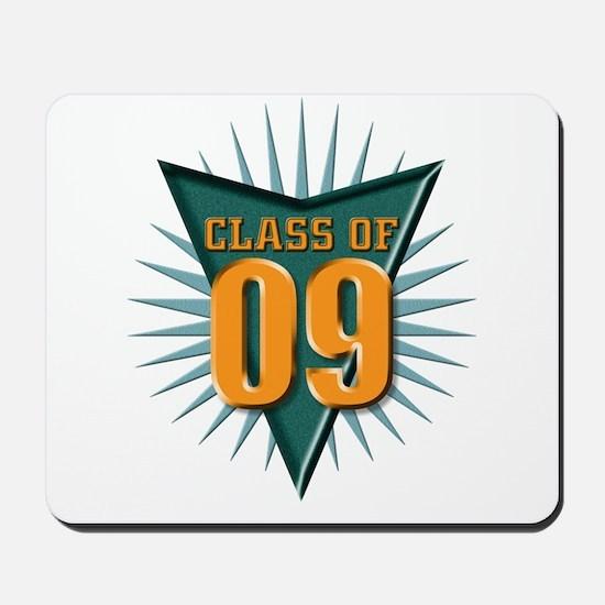 class of 09 Mousepad