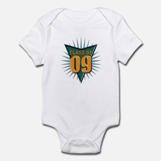 class of 09 Infant Bodysuit