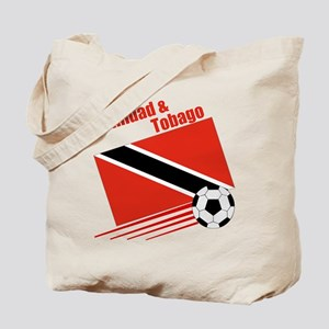 Trinidad Soccer Team Tote Bag