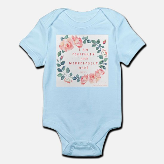 Fearfully & wonderfully made Body Suit