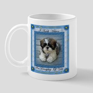 I Thank Heaven Mug