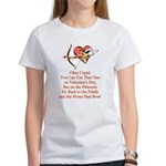 Cupid's Bow Women's T-Shirt