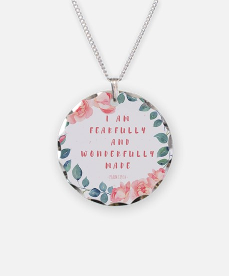 Fearfully & wonderfully made Necklace