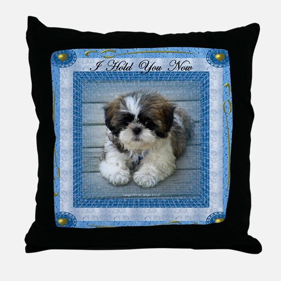 I Hold You Now? Throw Pillow
