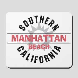 Manhattan Beach CA Mousepad