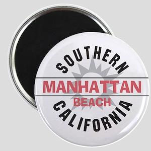 Manhattan Beach CA Magnet