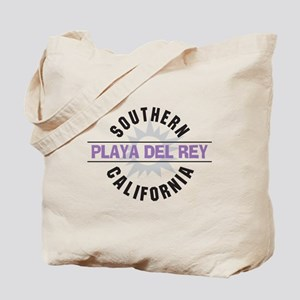 Playa del Rey California Tote Bag