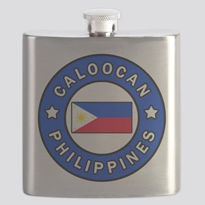 Caloocan Philippines Flask