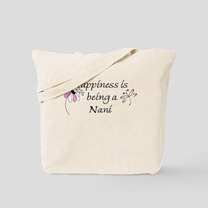 Happiness Is Nani Tote Bag