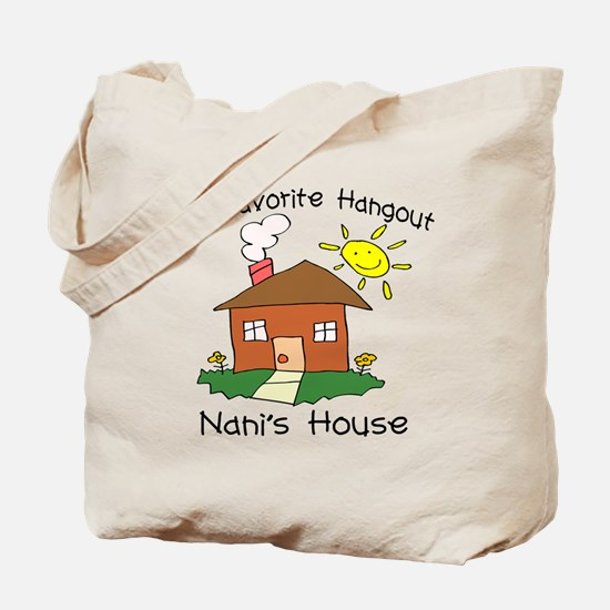 Favorite Hangout Nani's House Tote Bag
