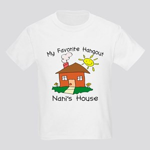 Favorite Hangout Nani's House Kids Light T-Shirt
