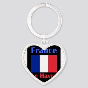 Le Havre France Keychains