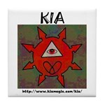 KIA Tile Coaster