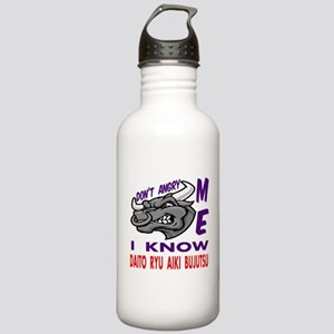 I know Daito Ryu Aiki Stainless Water Bottle 1.0L