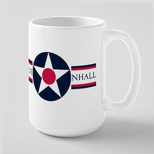 RAF Mildenhall Large Mug