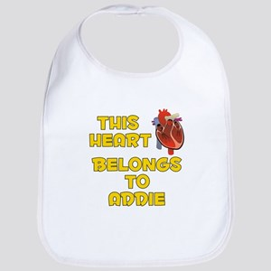 This Heart: Addie (A) Bib