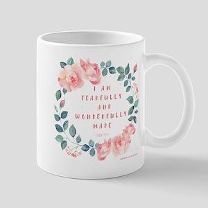 Fearfully & wonderfully made Mugs