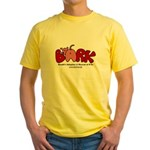 BARK Yellow T-Shirt
