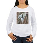 great egrets audubon swamp 32806 Long Sleeve T-Shi
