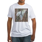 great egrets audubon swamp 32806 T-Shirt