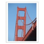 Golden Gate Bridge Small Poster