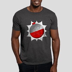 Skull & Crossbones Fishing Dark T-Shirt