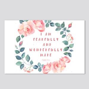 Fearfully & wonderfully made Postcards (Packag
